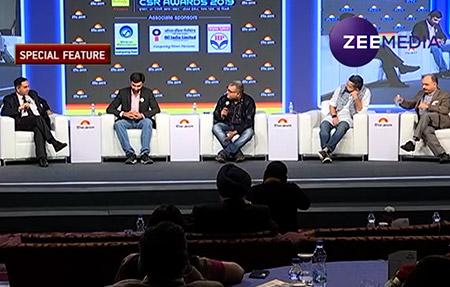 Zee Business Jagran CSR Segment 1